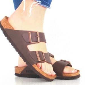 BIRKENSTOCKS BIRKO FLOR SANDALS NEW SIZE -EU 41